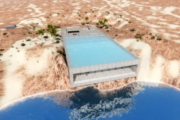 Seven Cliff Homes For When You Want A Room With A View