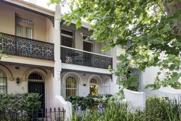 A History Lesson On Australian Terrace Houses