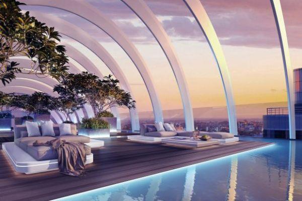 Elite Downsizers Race For New Luxury Apartments By Architect Koichi Takada In Sydney Cbd