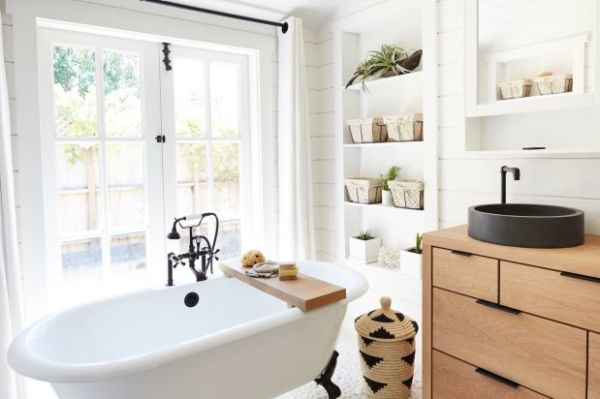 is a bathtub a necessity or a luxury? for some, the answer could be