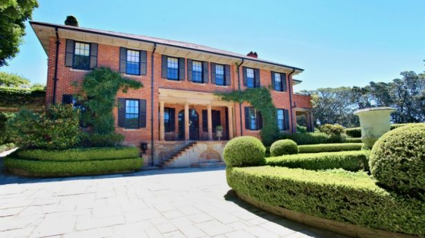 The Bellevue Hill estate Barford was one option for the current series, but was ruled out when it was listed for sale in February for more than $60 million.