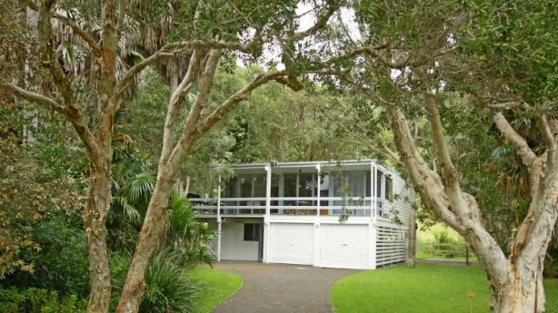 This Beachcomber at Blueys Beach is on the market for $650,000.