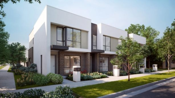 Jack Road will offer apartments, houses  and townhouses. Photo: Supplied