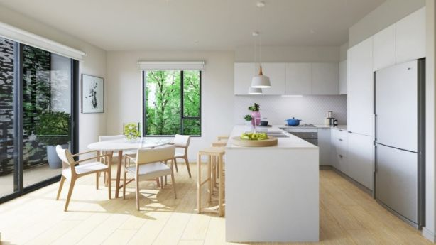 The Jack Road development in Cheltenham will appeal to a broad range of buyers. Photo: Supplied