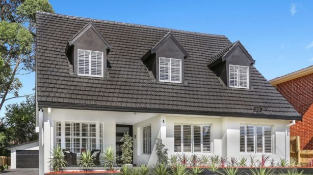 4 McMullen Ave, Carlingford, sold last Saturday for $1.61 million - $260,000 above reserve. Photo: Supplied