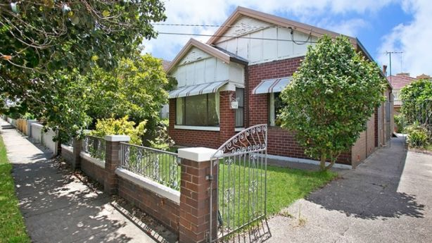 This house at 268 Doncaster Avenue, Kensington, sold for $2.17 million - $570,000 above reserve.