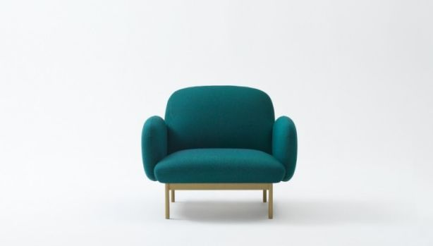 The Camper chair designed by Jardan