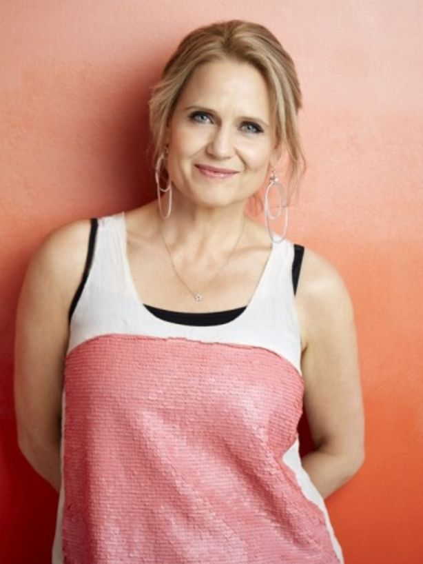 Shaynna Blaze is looking forward to travelling with her husband in the future. Photo: Jules Tahan