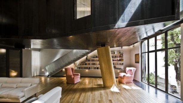 Tree House by MdAA Architetti Associati. Photo: INSIDE