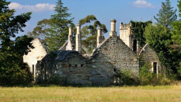 Eurama Castle Estate, Faulconbridge Photo: domain.com.au