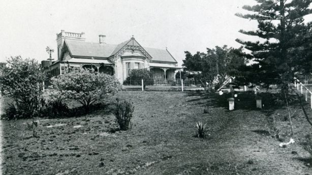 An early image of Eurama, date unknown. Photo: domain.com.au