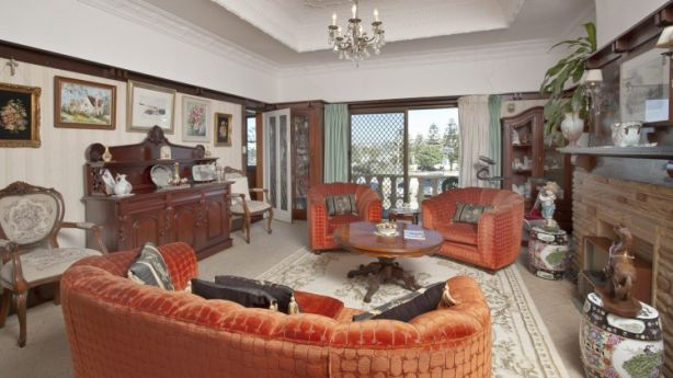 The owners are hoping for $10 million for their freestanding house. Photo: Supplied