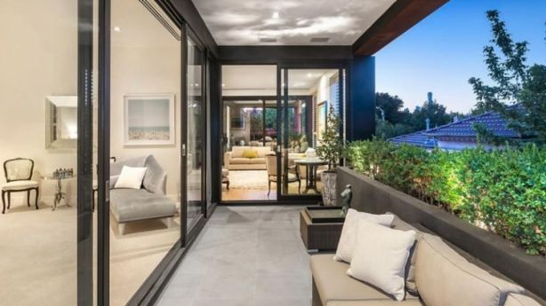The South Yarra apartment believed to be sold by former International Olympic Committee member Kevan Gosper to retiring ANZ chief Mike Smith. Photo: Supplied