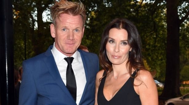 Gordon Ramsey and his wife Tana. The celebrity chef plans to bulldoze a 1920s property in a fashionable seaside village in England. Photo: Karwai Tang