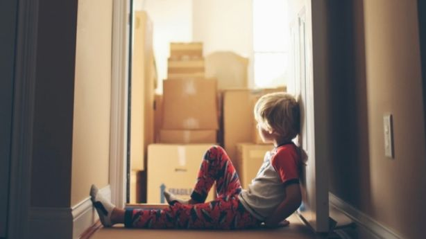 Moving house is a nightmare, but there are ways to alleviate all the stress and pain. Photo: Stocksy