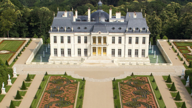 Chateau Louis XIV is a 56-acre estate located between Versailles and Marly-le-Roi in France. Photo: Cogemad