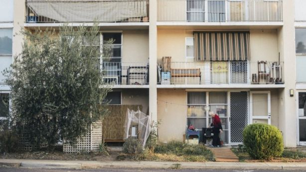 New research shows the 'dramatic' effect social housing can have on property prices. Photo: Rohan Thomson