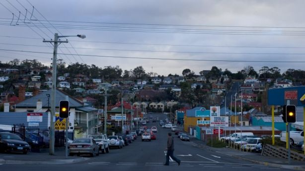 Hobart is Australia's cheapest capital city for houses but offers excellent rental returns Photo: Nicolas Walker
