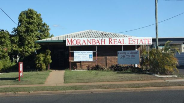 Land values in Moranbah have halved in the past year, according to the latest figures. Photo: Peter Braig