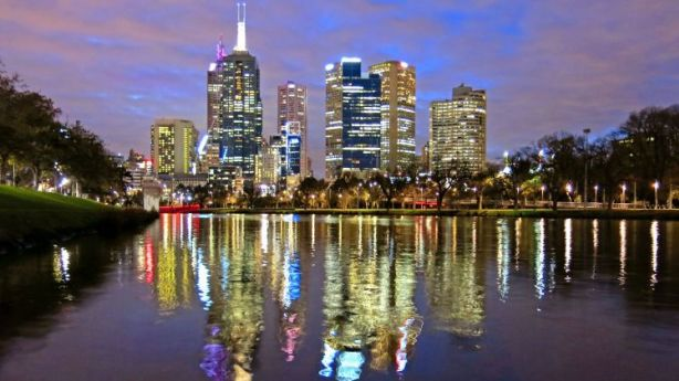 Melbourne by night: will our skyline stay this way? Photo: Leigh Henningham