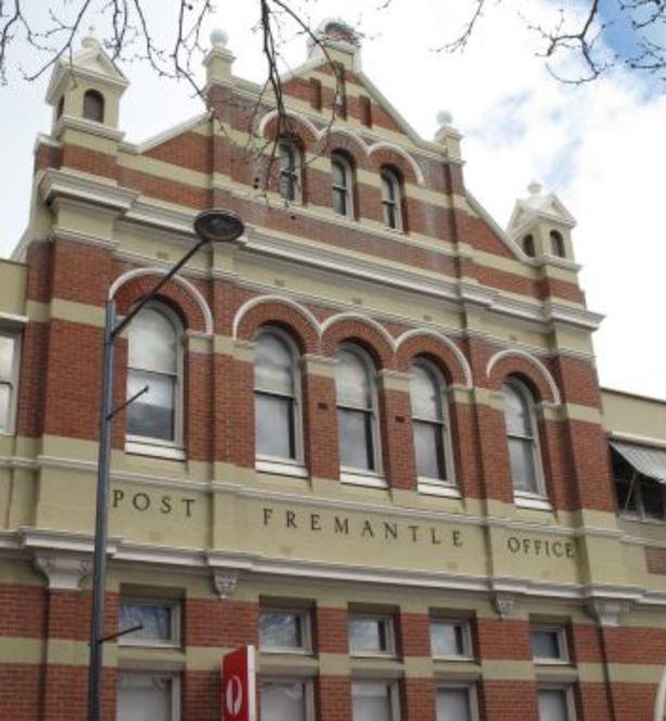 Fremantle Post Office Photo: WA Heritage Council