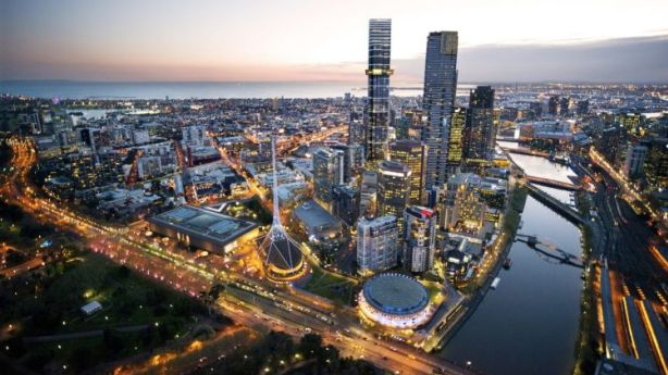 Melbourne is a diverse city with striking architecture and beautiful public spaces.