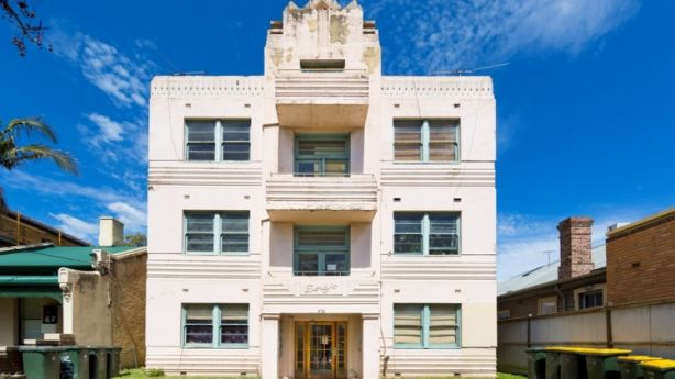 Art Deco Apartments Will Always Win The Race