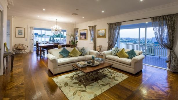 The property comes with a whopping 1750 square metres of living space. Photo: Supplied