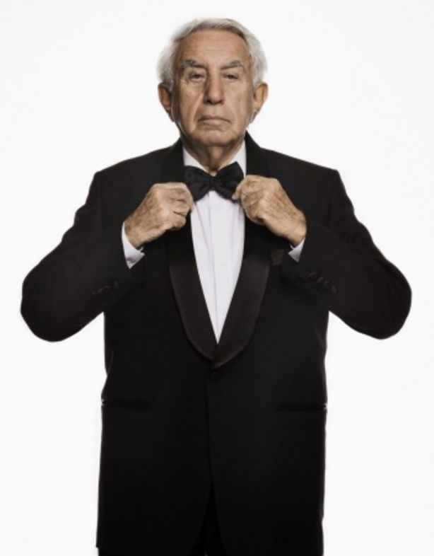 Super-wealthy developer Harry Triguboff. Photo: Nic Walker