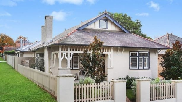 Number 75 Mowbray Place, Willoughby, sold for $3.12 million. Photo: Supplied