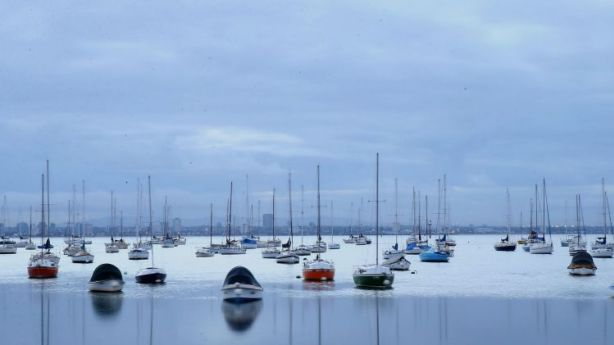 A general view from Williamstown. Photo: Pat Scala