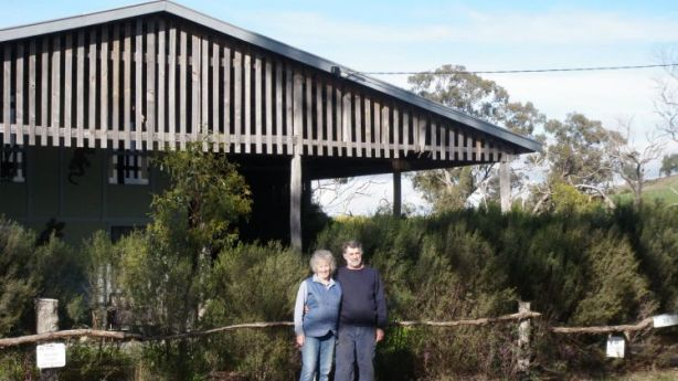 Even a house built under a hayshed - such as Clearwind at Glenhope - can be ecologically efficient. Photo: Emma Jimson