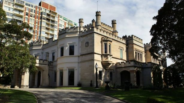 The Swifts mansion in Darling Point will get a modern makeover. Photo: Kate Geraghty