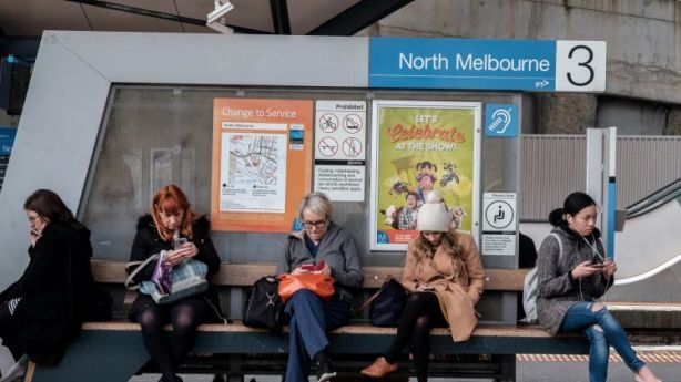 Possibly the most confusing for travellers is North Melbourne Station, which is in West Melbourne. Photo: Luis Ascui