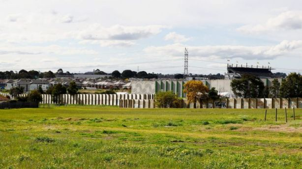 The site in Mulgrave the was considered for a substantial residential development. Photo: Darrian Traynor