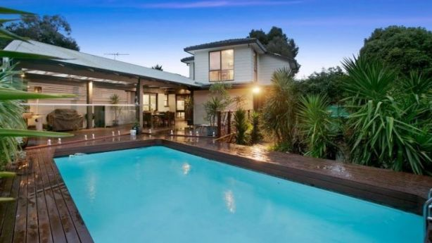 The five-bedroom house at 24 Greenshank Court, Carrum Downs, sold for $555,000 in September. Photo: Donovan Real Estate Partners