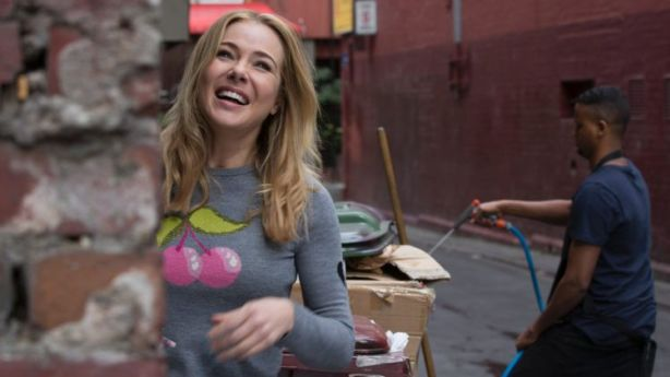 Laneways and hipster cafes: The Wrong Girl makes no apologies for changing the show's location to Melbourne.