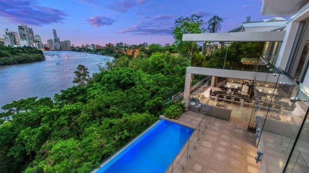 1 Leopard Street, Kangaroo Point, is on the market. Photo: Supplied