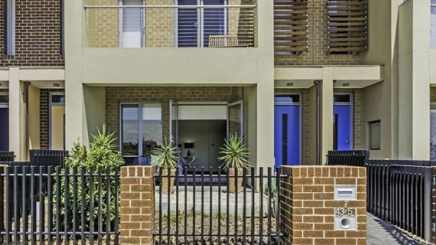 Declining infrastructure spending has led to sluggish property growth in Melbourne's outer suburbs. Photo: Supplied