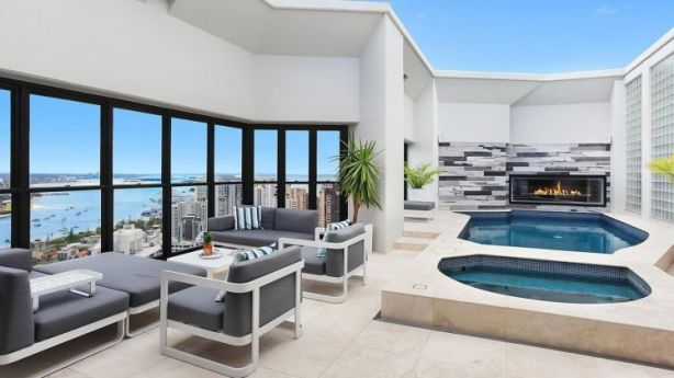 On the Gold Coast, apartments like 331/24 Breaker Street, Main Beach are a lifestyle choice. Photo: Supplied