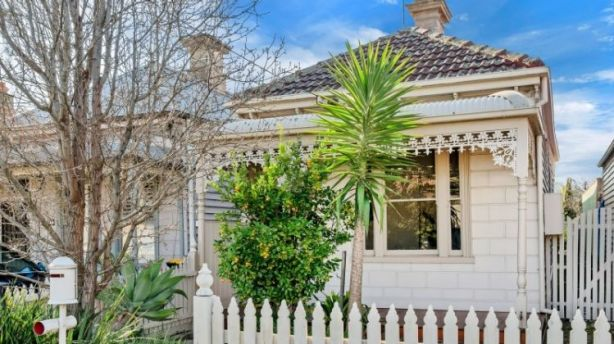 A young family from Northcote paid $100,000 over reserve for 92 St Leonards Road, Ascot Vale.