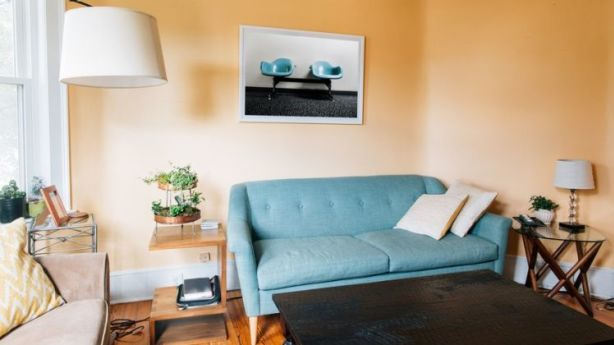 Apartment investors can pocket considerably more money from Airbnb than they can on the private rental market. Photo: Stocksy