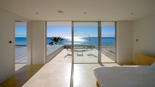 The Palm Beach home is the ultimate holiday pad. Photo: Domain.com.au