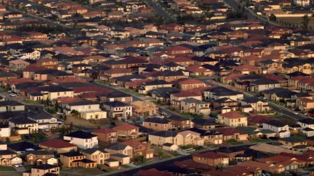 Western Sydney is likely to become more dense, with higher housing targets than any other part of the city. Photo: Andrew Meares