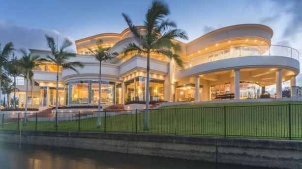 A Gold Coast mega-mansion has been snapped up after just two weeks on the market. Photo: Supplied