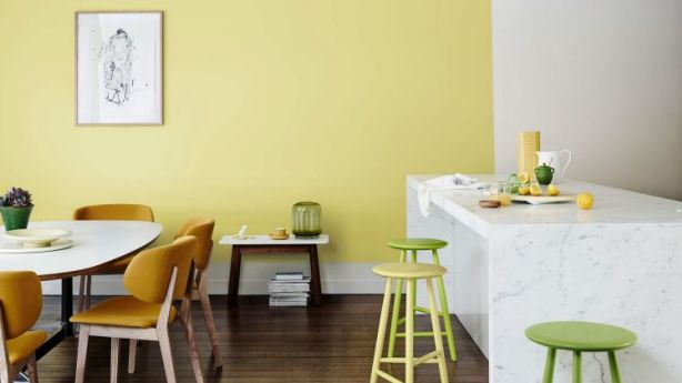 Boost your home's value with these quick DIY projects. Photo: Dulux