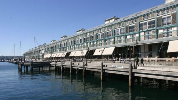 Other notable residents of the wharf include billionaire Lang Walker and broadcaster John Laws. Photo: James Alcock