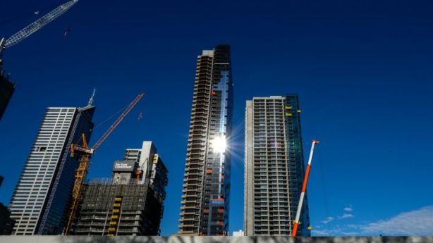 Apartment construction has not led to a drop in rents or higher vacancy rates. Photo: Penny Stephens