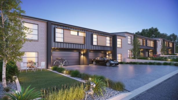 True North, Throsby, uses its block space to maximum capacity. Photo: Supplied