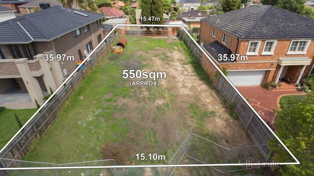 A rare vacant block of land at 62 Elliott Avenue, Balwyn, is up for auction. Photo: Jellis Craig